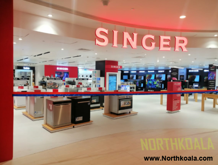 Shangri la mall Sri lanka Showroom design